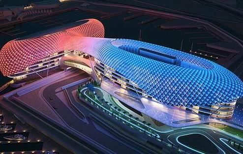 Гран-при Абу-Даби. Вторая практика. Онлайн