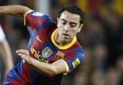 Хави видит Золотой мяч в Испании