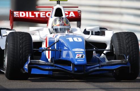 GP2. Гран-при Абу-Даби. Гонка №2. Победа пилота iSport