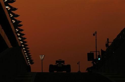 Гран-при Абу-Даби. Гонка. Онлайн