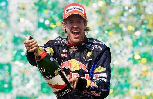 Гран-при Абу-Даби. Феттель выиграл гонку и чемпионство!