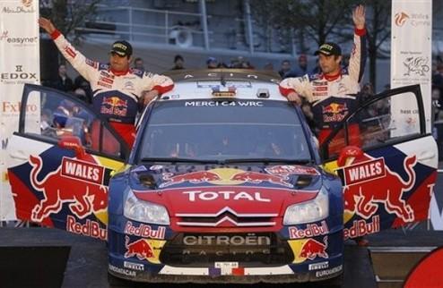 """WRC. Ралли Великобритании. День 3. Латвала забирает """"серебро"""""""