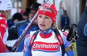 Союз биатлонистов России оштрафован на 50 тысяч евро
