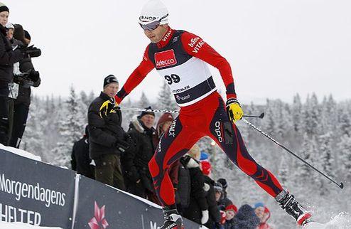 Бьорндален выступит на первом этапе Кубка мира по лыжным гонкам
