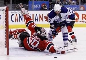 НХЛ. Нью-Джерси может потерять Бродо