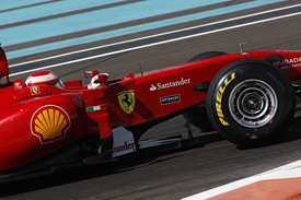 Тесты Pirelli в Абу-Даби