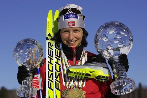 Лыжные гонки. Бьорген и ко непобедимы