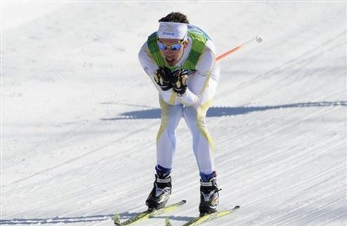 Лыжные гонки. Шведы побили русских!