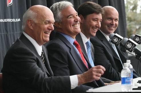 Нью-Джерси Девилз: конец славной эпохи?