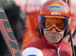 Многократная победительница этапов КМ по горным лыжам сломалась