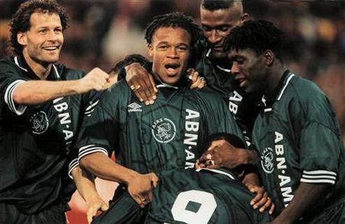 Аякс — Реал. 15 лет назад