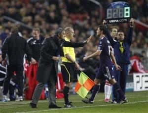 УЕФА рассмотрит красные карточки игроков Реала