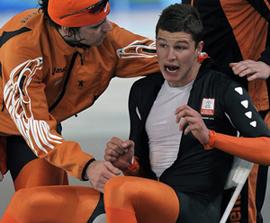 Олимпийский чемпион Ванкувера пропустит сезон-2010/11