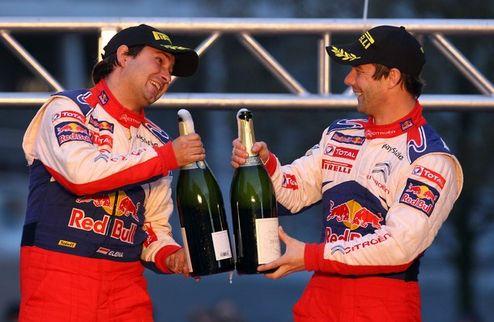 Итоги-2010. WRC. Лёб и второй сорт