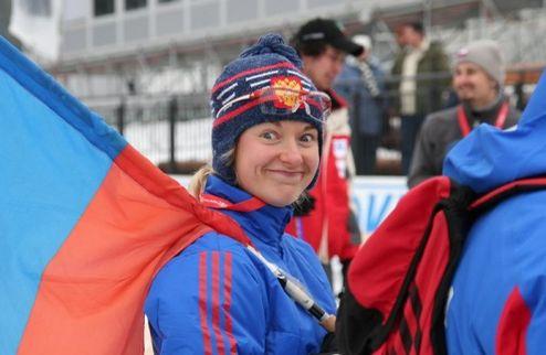 Чемпионка мира-2008 по биатлону возвращается после дисквалификации