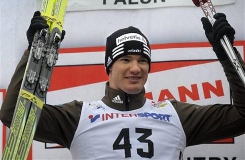 Лыжные гонки. Привычный успех Колоньи