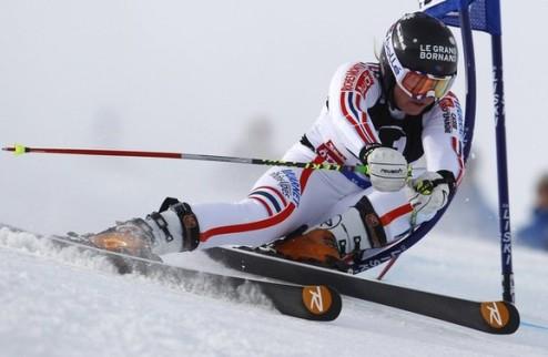 Горные лыжи. Победа Ворли при доминации немок