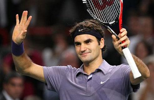 Федерер без проблем выходит в финал