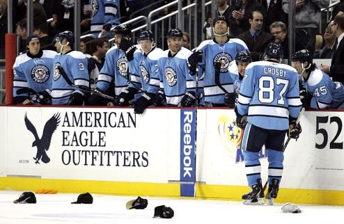 НХЛ. Игровой день в фотографиях