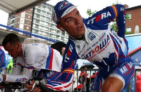 Велоспорт. Бронзовый призер Олимпийских игр-2008 сломал палец