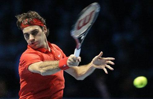 Федерер в пятый раз стал победителем итогового турнира года