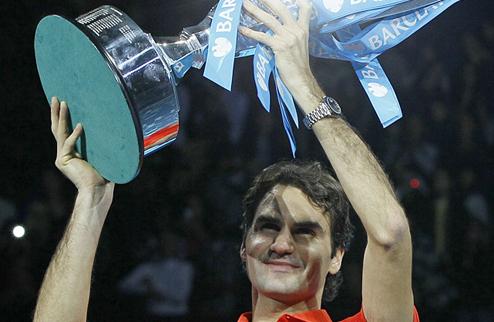 Лучшие теннисисты прошедшего года (фото)