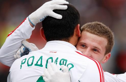 СЭ: Алиев и Родолфо могут вернуться в Динамо