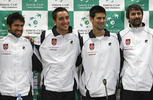 """Зимоньич: """"Это великий финал в истории сербского тенниса"""""""
