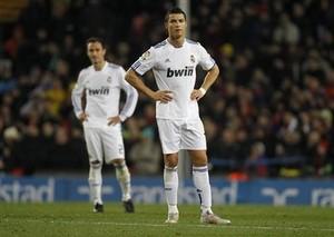 Роналду может пропустить матч с Валенсией