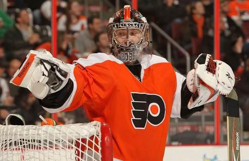 НХЛ. Бобровский назван лучшим новичком ноября