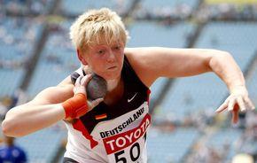 Зимняя чемпионка Европы-2009 уходит из легкой атлетики