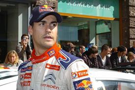 WRC. Дани Сордо меняет команду