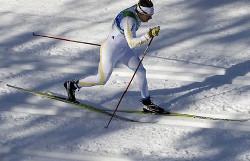 Лыжные гонки. Йонссон прогнозируемо выиграл