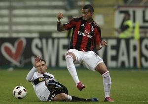 """Боатенг: """"Хочу остаться в Милане навсегда"""""""