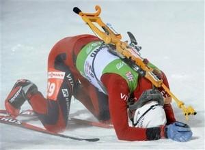 """Бьорндален: """"Мне нужно научиться стоять на лыжах"""""""