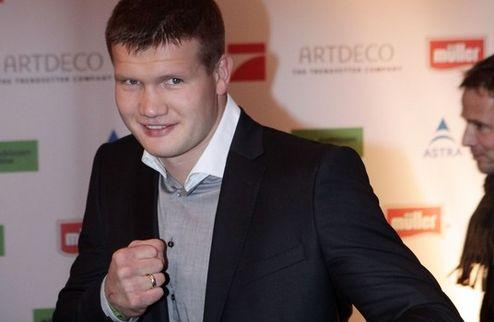 Димитренко потерял сознание перед боем с Сосновски