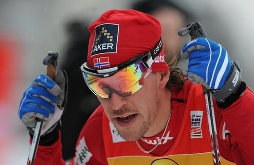 Лыжные гонки. Немцы упустили первую за год победу