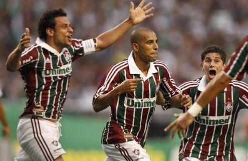 Флуминенсе стал чемпионом Бразилии + ВИДЕО