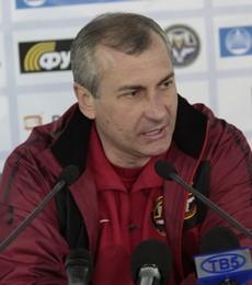 Избит главный тренер запорожского Металлурга