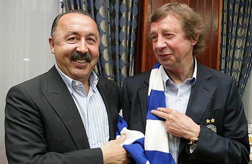Газзаев возглавит Локомотив?