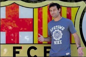 """Маскерано: """"Горжусь быть частью Барселоны"""""""