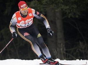 Лыжные гонки. Болезнь скосила двух немцев