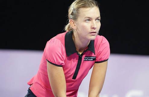 Федак вышла в полуфинал турнира в Эмиратах