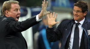 Капелло поддерживает Аллардайса и Реднаппа