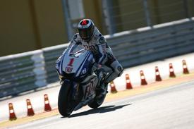 В MotoGP увеличили время практик