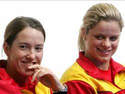 Клийстерс и Энен могут сыграть в паре на Олимпиаде 2012-о года