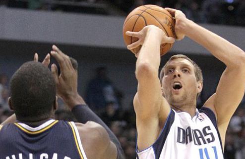 НБА. Даллас дожимает Юту, веселье в Детройте