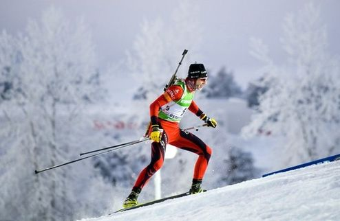 Биатлон. Норвегия оставляет всех без шансов