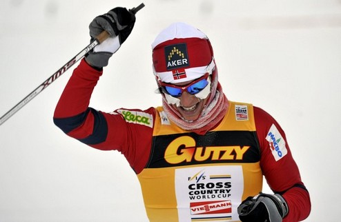 Лыжные гонки. Бьорген вновь зажигает!
