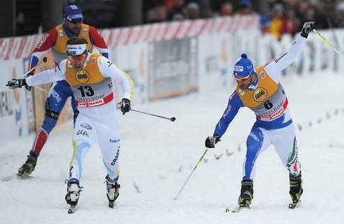 Лыжные гонки. Победа Йонссона и домашняя сенсация Колоньи!